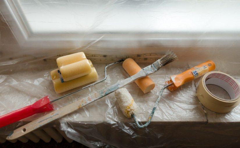 Planując naprawe mieszkania wskazane jest wcześniej przygotować się do niego.